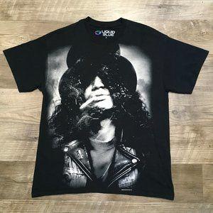 Slash Guns N Roses T Shirt Mens Womens Sz L Band